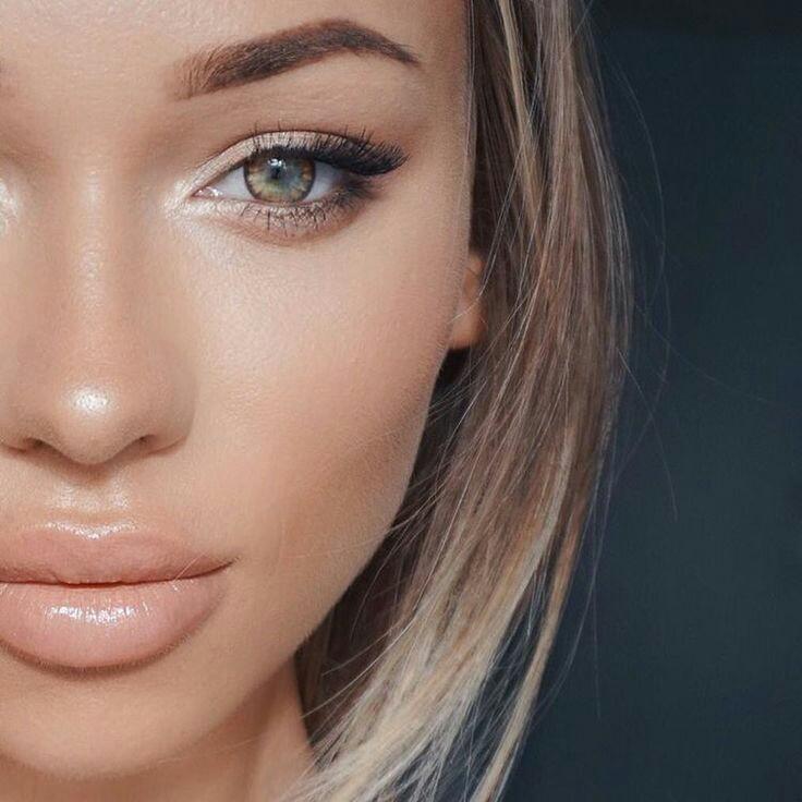 Какой макияж нравятся мужчинам